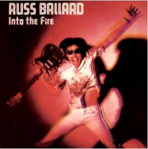 Russ Ballard: Into The Fire - Cover