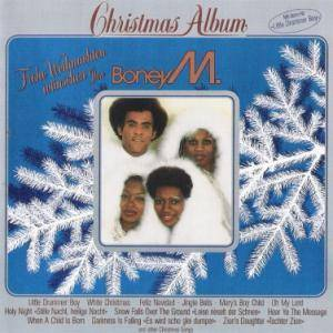 Boney M.: Christmas Album - Cover