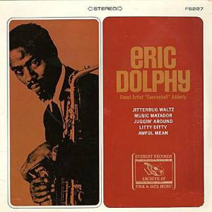 "Cover - Eric Dolphy: Eric Dolphy - Guest Artist ""Cannonball"" Adderly"