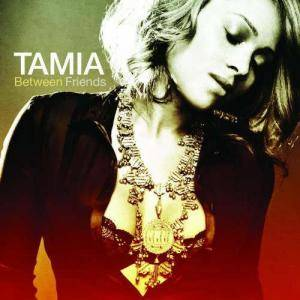 Cover - Tamia: Between Friends