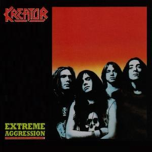 Kreator: Extreme Aggression - Cover