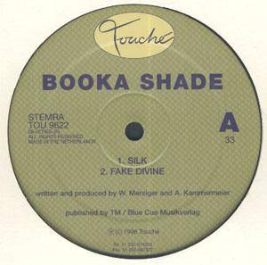 Cover - Booka Shade: Silk