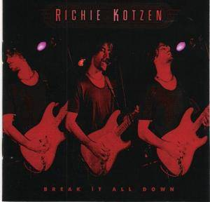Cover - Richie Kotzen: Break It All Down