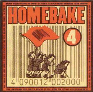 Cover - Augie March: Homebake 4