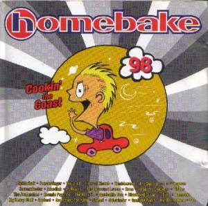 Cover - Underground Lovers: Homebake 98