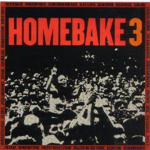 Cover - Bluebottle Kiss: Homebake 3