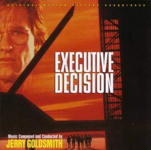 Jerry Goldsmith: Executive Decision - Cover