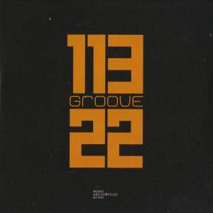 Cover - Holy Ghost!: Groove #113 / N°22