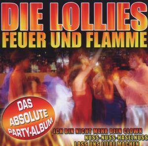 Cover - Lollies: Feuer Und Flamme