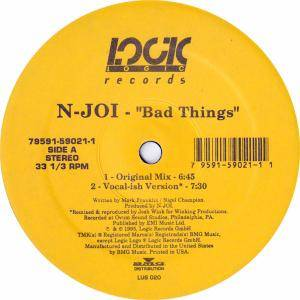 Cover - N-Joi: Bad Things