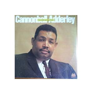 Cover - Cannonball Adderley: Eight Giants
