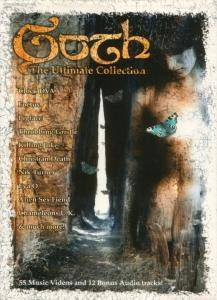 Cover - Eva O.: Goth - The Ultimate Collection