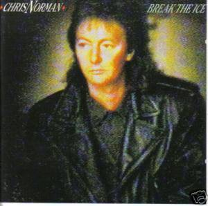 Cover - Chris Norman: Break The Ice