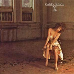 Carly Simon: Boys In The Trees - Cover
