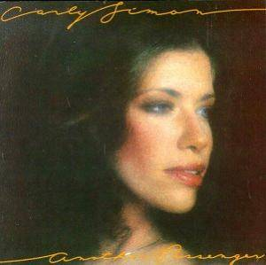 Carly Simon: Another Passenger - Cover