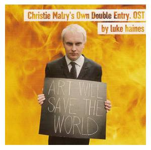 Cover - Luke Haines: Christie Malry's Own Double Entry