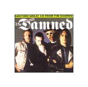 The Damned: Best Of The Damned, The - Cover
