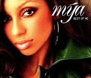Cover - Mýa: Best Of Me