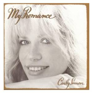Carly Simon: My Romance - Cover