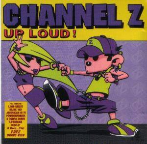 Cover - American Hi-Fi: Channel Z - Up Loud!