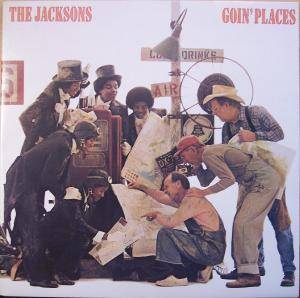 Cover - Jacksons, The: Goin' Places
