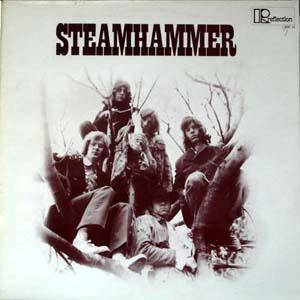 Steamhammer: Reflection - Cover