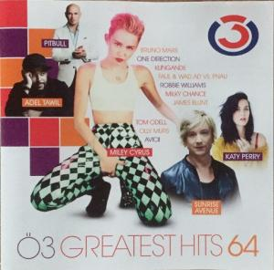 Ö3 Greatest Hits 64 - Cover