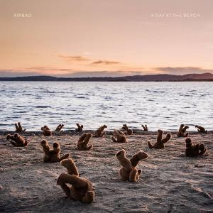 Airbag: Day At The Beach, A - Cover