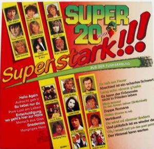Super 20 Superstark - Cover