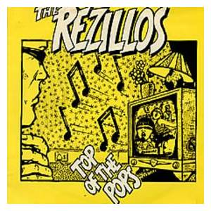 Cover - Rezillos, The: Top Of The Pops