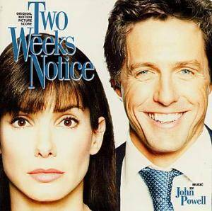 Cover - John Powell: Two Weeks Notice