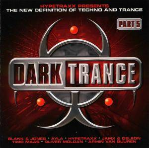 Dark Trance Part 5 - Cover
