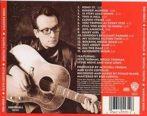 Elvis Costello: Brutal Youth (CD) - Bild 2