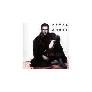 Cover - Peter André: I Feel You