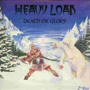 Heavy Load: Death Or Glory - Cover