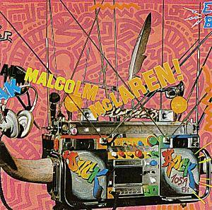 Malcolm McLaren: Duck Rock - Cover