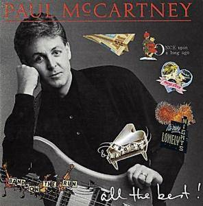 Cover - Paul McCartney: All The Best!