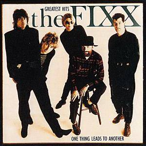 The Fixx: One Thing Leads To Another: Greatest Hits - Cover