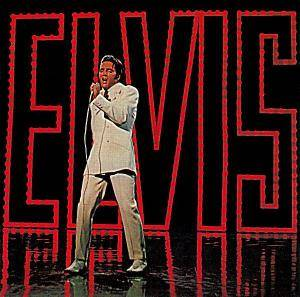 Elvis Presley: NBC TV Special - Cover