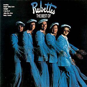 The Rubettes: Best Of, The - Cover