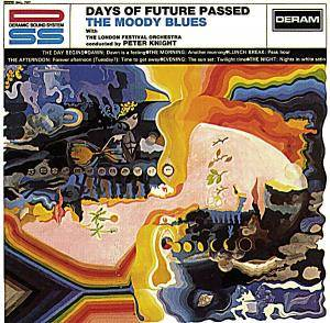 The Moody Blues: Days Of Future Passed - Cover