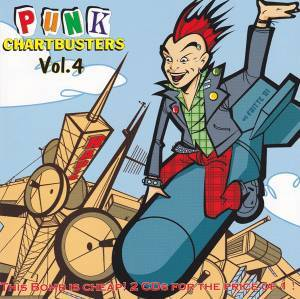 Cover - Out Of Frame: Punk Chartbusters Vol. 4