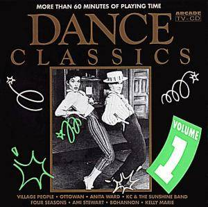 Dance Classics Volume 01 - Cover