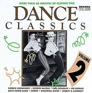 Dance Classics Volume 02 - Cover
