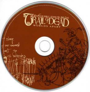 ...And You Will Know Us By The Trail Of Dead: Worlds Apart (CD) - Bild 3