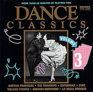 Cover - Weeks & Co.: Dance Classics Volume 03
