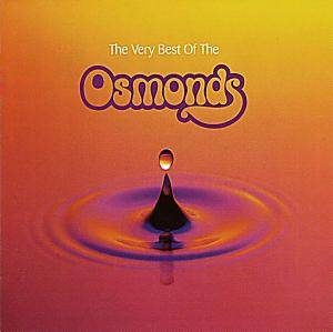 Cover - Osmonds, The: Very Best Of The Osmonds, The