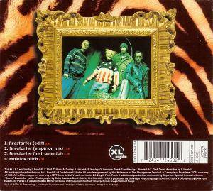 The Prodigy: Firestarter (Single-CD) - Bild 2