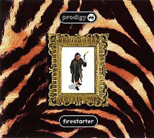 The Prodigy: Firestarter (Single-CD) - Bild 1