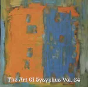 Cover - Indukti: Eclipsed - The Art Of Sysyphus Vol. 34
